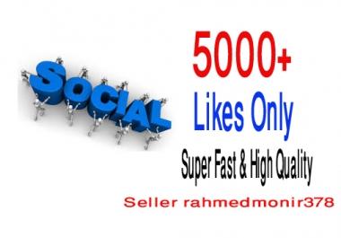 25000+ HQ Photo Likes