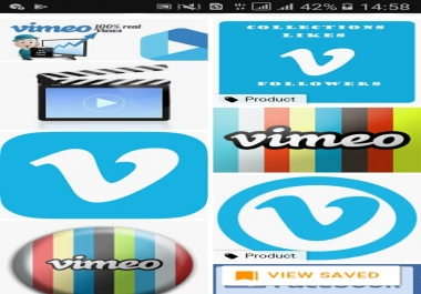 1000 worldwide vimeo views- vimeo packages