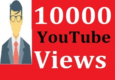 10,000+ High Quality Views Non Drop Instant Start