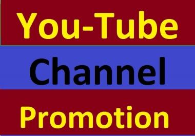 youtube promotion SUB High Quality