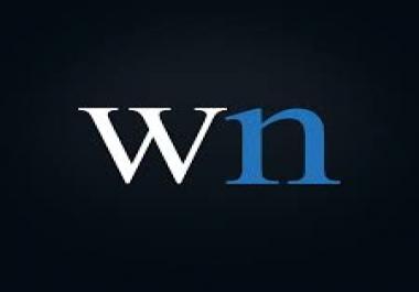 publish a HQ guest post on Wn.com