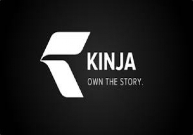 write and publish a guest post on kinja.com