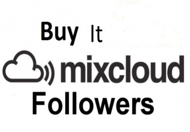 Mixcloud 760+ Followers Or 760+ Favorites Or 760+ Repost