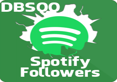 1000 Spotify Playlist followers! Cheapest Spotify Followers service here! HQ