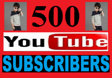 Real 500 Human verifyYouTube channel  subscribe fast delivery
