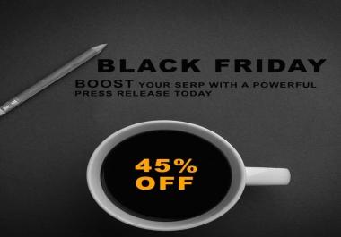 Black Friday - Specials
