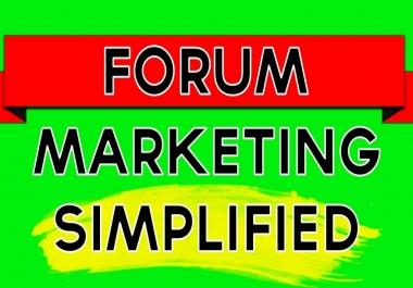 200 manual forum posting
