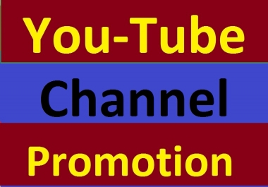 YouTube Promotion SUB High Quality Instant Delivery