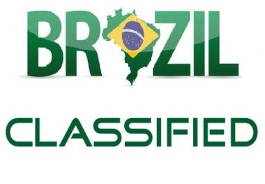 Post Your Ads On 10 Best Brazil Classified Website , Brazilian