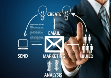 10,000 Email list of Any Niche of your Choice