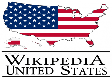 Platinum WIKIPEDIA BACKLINK for USA Targeting sites/blogs
