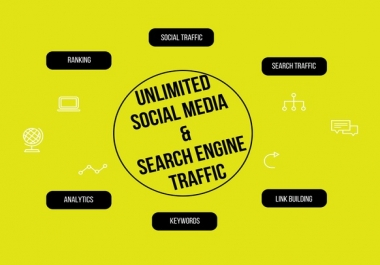 650K Quality Traffic to your Website or Blog