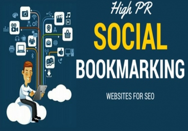 I WiII Create Top 20 SEO Bookmarks Backlinks