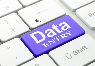 Do US/USA  Property Data Entry pdf to  Excel File
