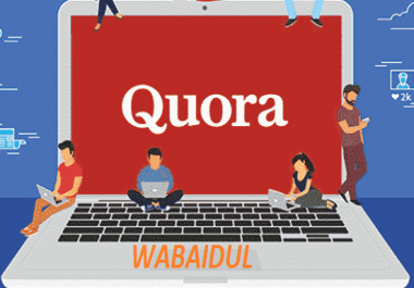 Promete Your Wabsite 3 High Quality Quora Answer within few hours
