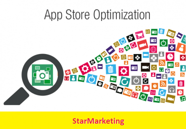 Write an ASO Description to Optimze Android or Apple Application
