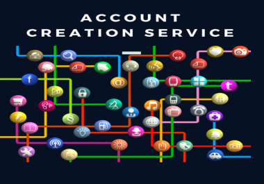 do account creation on web 20 properties and blogs