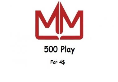 mymixtapez 500 play   hits