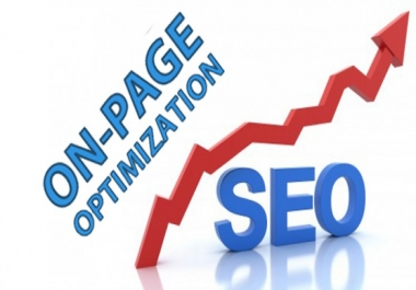 Top On-page Seo  Service for your website