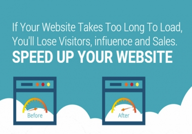 Optimize your Website Loading Speed