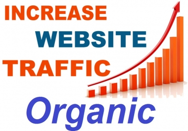 Special Offer Organic web traffic to Your WebSite (7500 Traffic )