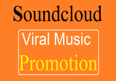 1000 plays and 5 likes repost comments soundcloud promotion within 24 hrs