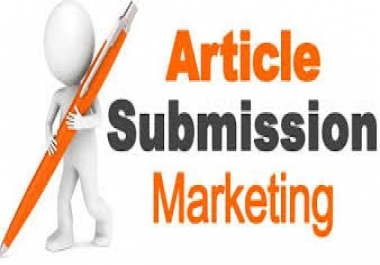 20 High Quality Article submission backlinks