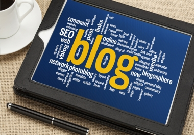 promote your website Dofllow 50 Blog Comments with HQ PR backlinks