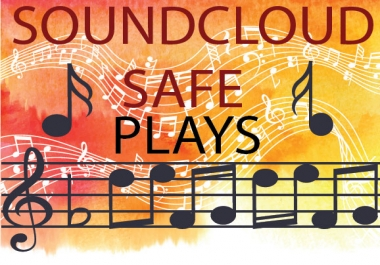 ADD 2500 SOUNDCLOUD SAFE PLAY/S WITH 100 LIKES 65 REPOSTS 30 CUSTOM COMMENTS