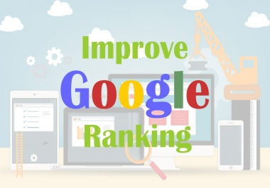 Rank Your Site Or Video To Google First page Guaranteed!!