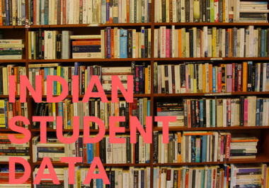 10 lakhs Indian Students Data