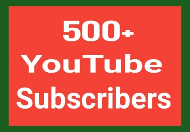 Organic YouTube Promotion and Marketing only