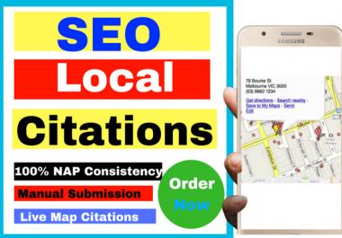 Do Local SEO Citations Live Google Maps