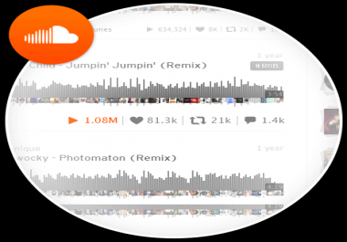 5 Million Soundcloud Plays