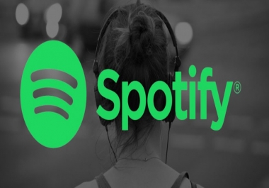 1500 Spotify Playlist followers Cheapest Spotify Followers service