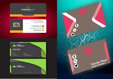 create bessiness card stylish card