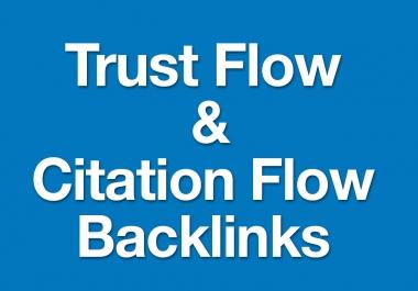 Manually do 500 high trust flow metrics backlinks blog comments