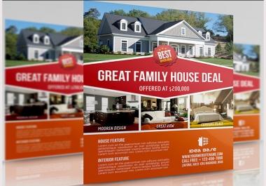 do amazing flyer design,poster,leaflet,postcard