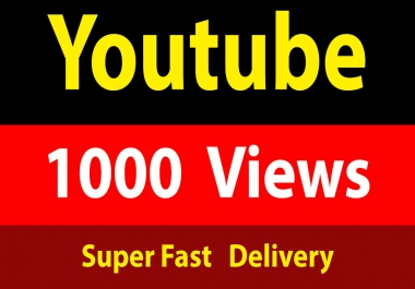 instant 1000 Vieews Lifetime Guarantee