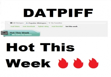 datpiff hot this week top 5