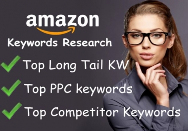 Do Keyword Research To Boost Amazon Product Sales
