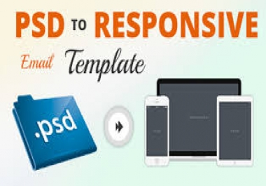 PSD To Email HTML Development