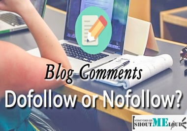 High Quality Do-Follow 50 Blog comment back-links for in fast