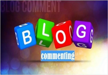 100 Blog comments backlinks in fast