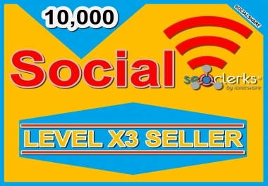 Manual 10,000 Social Signals - NEW Offer Help To Increase Website Traffic & SEO Rank