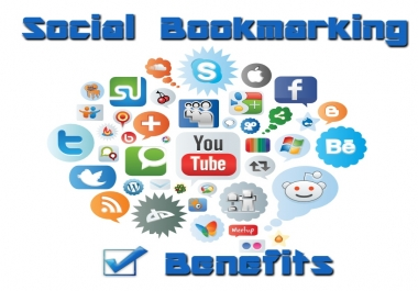 submit your website link to top 50 high PR social bookmarking site manual.