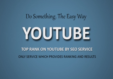 Rank Your Youtube Video At Page One With SEO