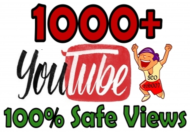 Unlimited video views Promotion High Quality in 24-48 Hours