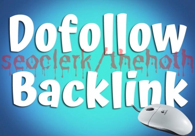 High Authority 5000+ Dofollow backlinks to get rank on google