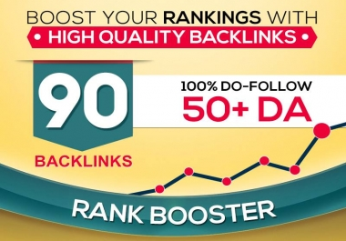 MANUALLY Do 90 UNIQUE PR10 SEO BackIinks on DA100 sites Plus Edu Links